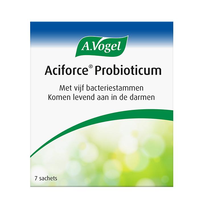 A.Vogel Aciforce Probioticum (7 Sachets)