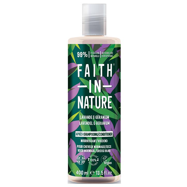 Faith In Nature Lavendel En Geranium Conditioner
