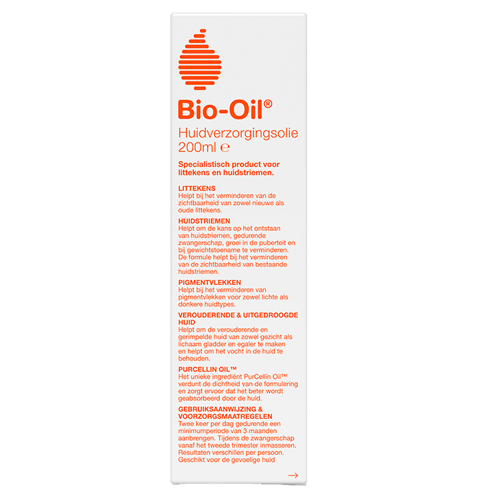 Bio-Oil Huidolie 200ml