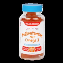 Holland & Barrett Kids Multivitamine + Omega 3 (30 Gummies)