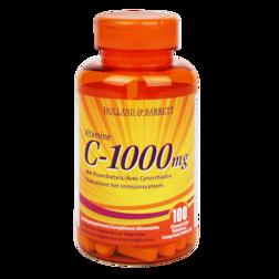 Holland & Barrett Vitamine C, 1000mg (100 Tabletten)