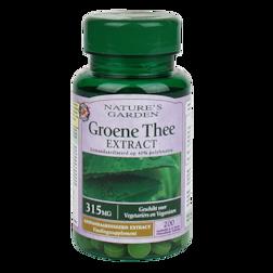 Nature's Garden Groene Thee Extract, 315mg (200 Tabletten)
