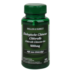 GOED BEZIG DEAL 60% korting | Holland & Barrett Chinese Chlorella, 500mg (120 Tabletten)