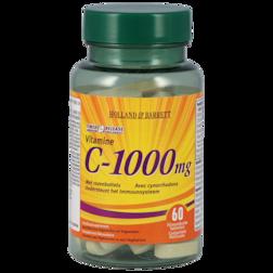 Holland & Barrett Vitamine C Timed Release, 1000mg (60 Tabletten)