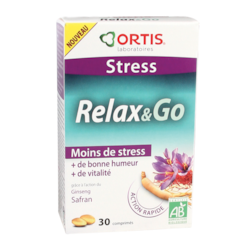 Ortis Relax & Go Bio (30 Tabletten)