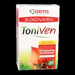 Ortis ToniVen Bloedsomloop (60 Tabletten)