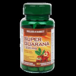 Holland & Barrett Super Guarana, 1200mg (90 Tabletten)