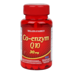 Afbeelding van Holland & Barrett Co-Enzym Q10, 30mg (100 Tabletten)