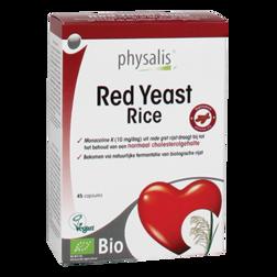 Physalis Red Yeast Rice Vegan Bio (45 Capsules)