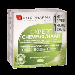 25% korting | Forte Pharma Expert Haar (84 Tabletten)