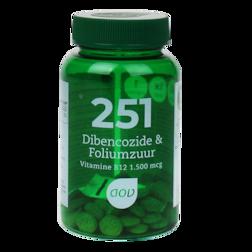 Aov 251 Dibencozide & Foliumzuur (60 Tabletten)