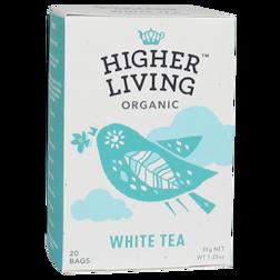 Higher Living White Tea Bio (20 Theezakjes)