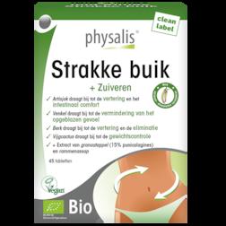 15% korting | Physalis Strakke Buik (45 Tabletten)
