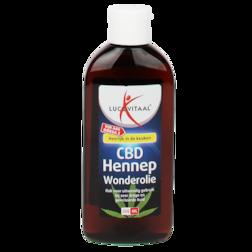 Lucovitaal CBD Wonderolie (200ml)