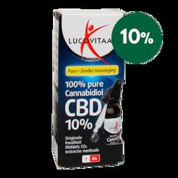 Lucovitaal CBD Olie, 10% (5ml)