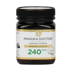 Manuka Doctor Manuka Honing MGO 240 (250gr)