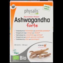 Physalis Ashwagandha Forte (30 Tabletten)