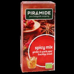 Piramide Spicy Bio (20 Theezakjes)