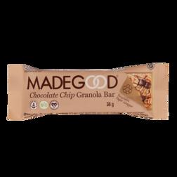 MadeGood Chocolate Chip Granola Bar (36gr)