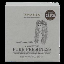 Anassa A Moment Of Pure Freshness Organic Herbal BlendBio (10 sachets)