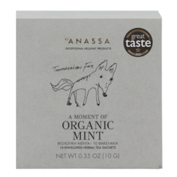 Anassa A Moment Of Organic Mint Bio (10 sachets)