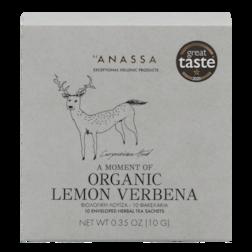 Anassa A Moment Of Organic Lemon Verbena Bio (10 sachets)