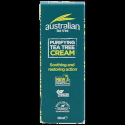 Australian Tea Tree Antiseptic Tea Tree Cream