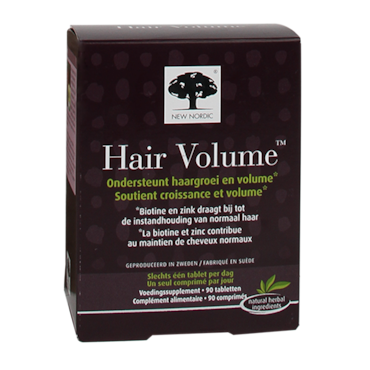 New Nordic Hair Volume | De Tuinen / Holland & Barrett