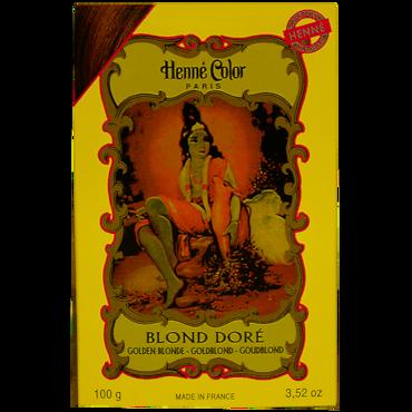 henne color poeder blond dor kopen bij holland barrett. Black Bedroom Furniture Sets. Home Design Ideas