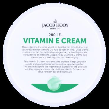 jacob hooy vitamine e creme kruidvat