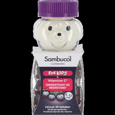 Sambucol Kids (60 Kauwtabletten)