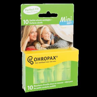 Bouchons d'oreilles Ohropax Mini Soft
