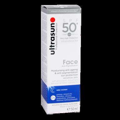 Ultrasun Face Anti-Pigment SPF50 Zonnebrandlotion