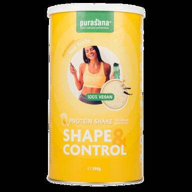 Purasana Vegan Protein Shake Vanille (350gr)