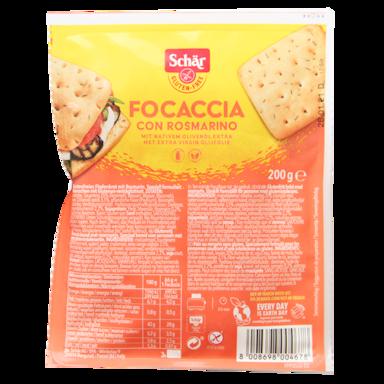 Schär Foccacia Glutenvrij