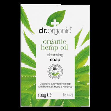 Dr. Organic Hemp Oil Soap