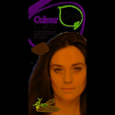 Hairwonder Colour & Care Medium Brown 4