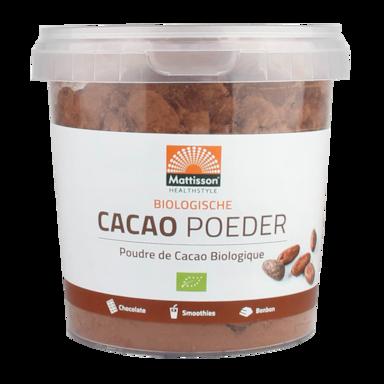 Mattisson Cacaopoeder Bio (300gr)