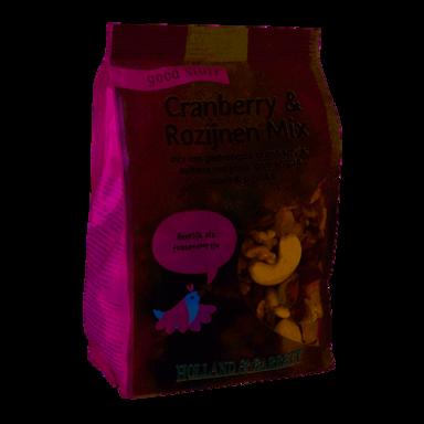 Holland & Barrett Cranberry & Rozijnen Noten Mix (250gr)