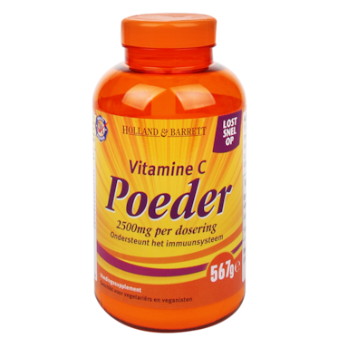 Holland & Barrett Vitamine C Poeder (567gr)