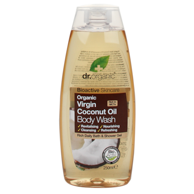 Dr. Organic Virgin Coconut Oil Body Wash