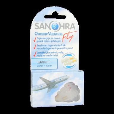 Sanohra Oordop Vliegtuig Regular