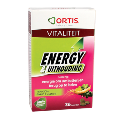 Ortis Energy & Uithouding