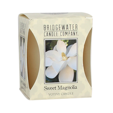 Bridgewater Candle Company Votive Geurkaarsje Sweet Magnolia