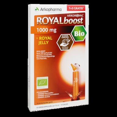 Arkopharma Royal Boost 10-Daagse Kuur 7+3 gratis Bio (105ml)