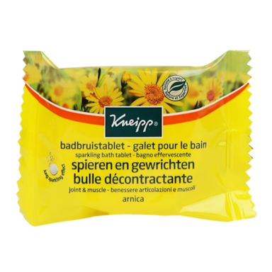 Kneipp Badbruistablet Arnica