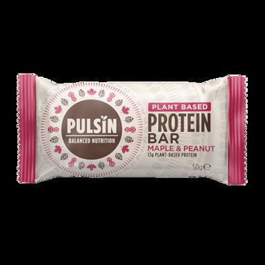 Pulsin Protein Booster Maple & Peanut (50gr)