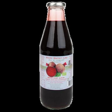 Dutch Cranberry Group Rode Bietensap Bio (750ml)