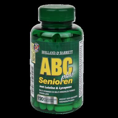 Holland & Barrett Multi Senioren ABC Plus (120 Tabletten)