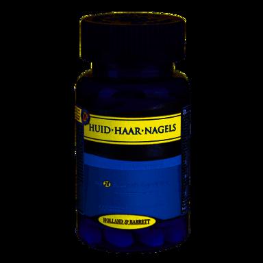 Holland & Barrett Huid, Haar En Nagels (60 Tabletten)